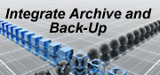 Integrate Archiving into Backup