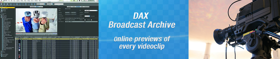SOLUTIONS - DAX Broadcast Archive - Benefits