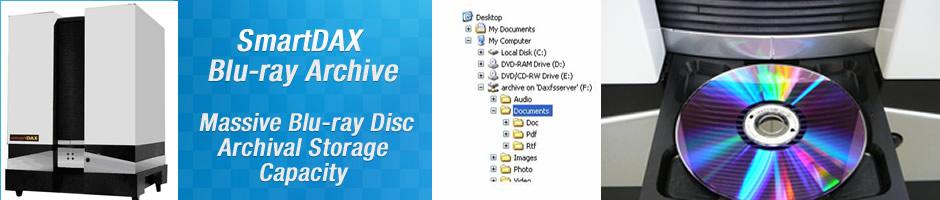 PRODUCTOS - SmartDAX Blu-ray Archive - Beneficios