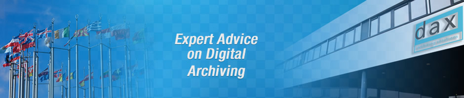 CONTACT DAX Archiving Solutions - Helpdesk