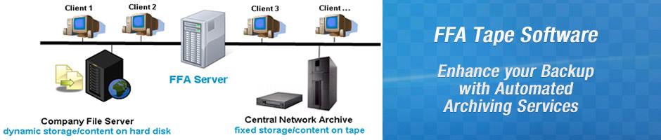 PRODUCTOS - FFA Tape Software - Solución